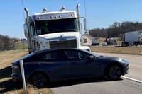 Kamión a Tesla