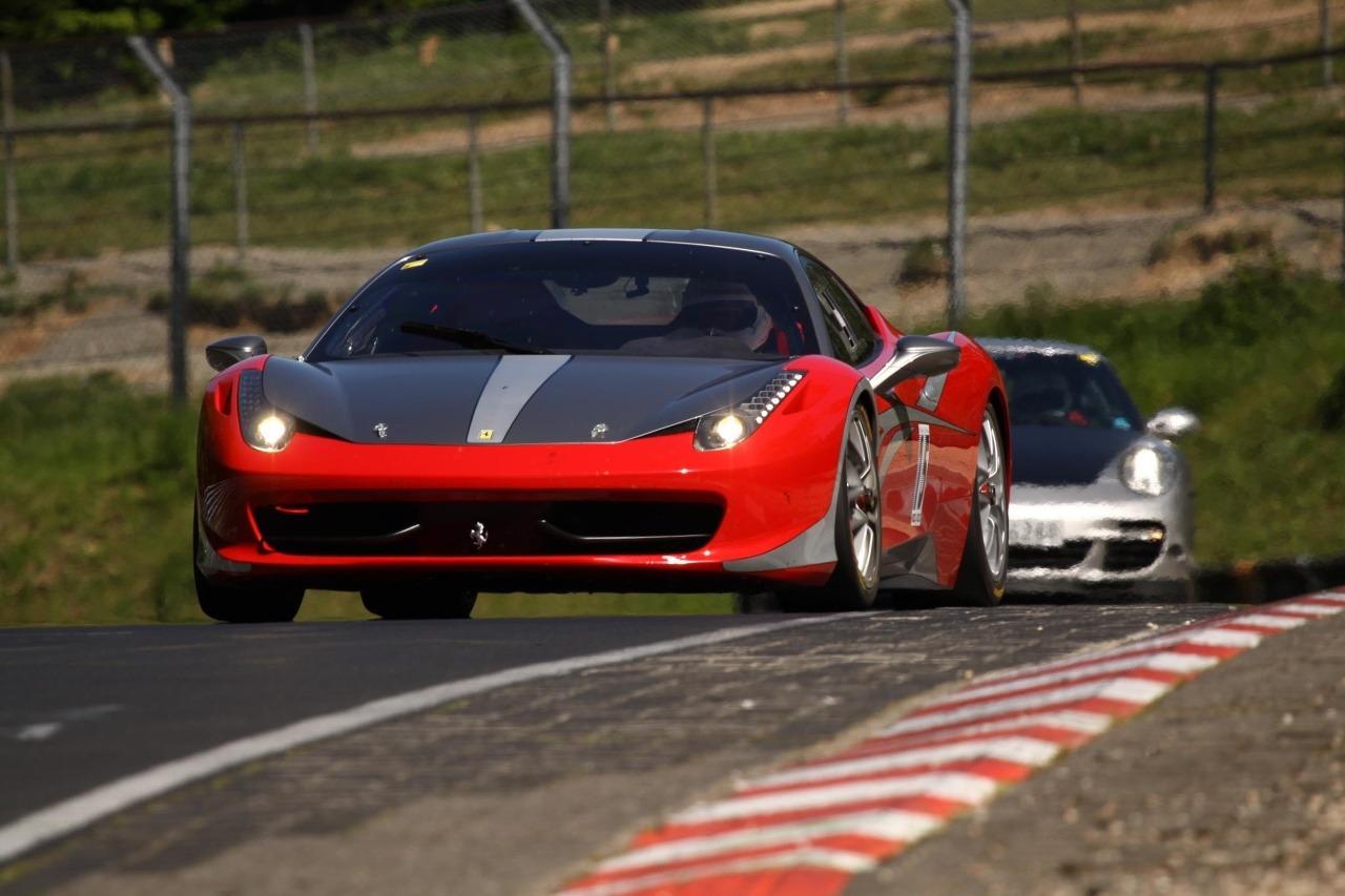 Ferrari je jeho takmer