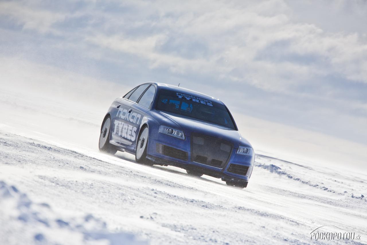Audi RS6 s Janne