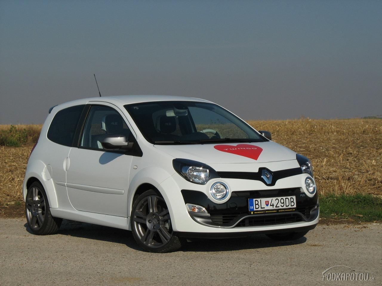 Zoznámte sa: Renault Twingo