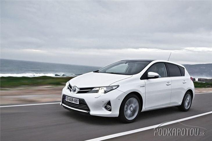 Toyota Auris HSD sa