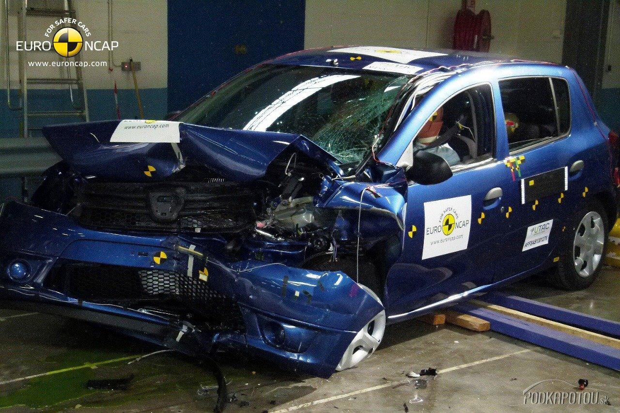 Euro NCAP crash testy