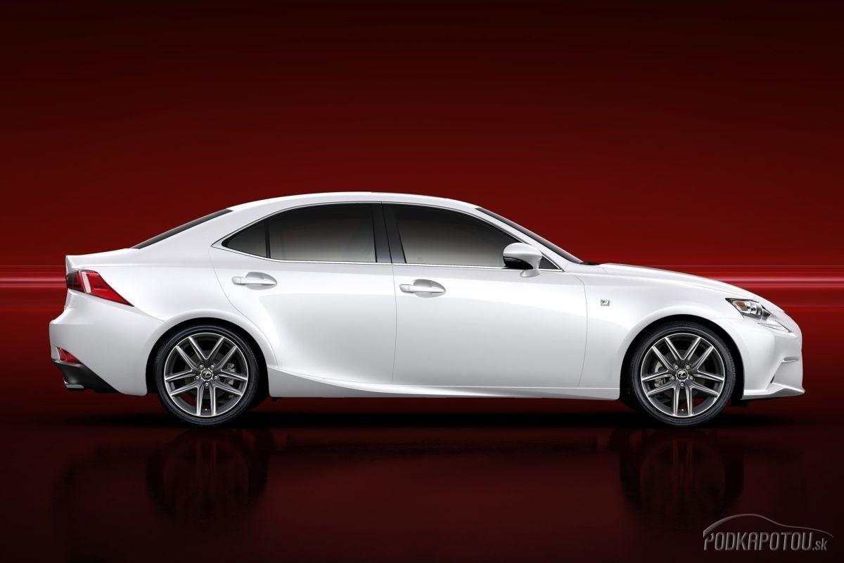 Lexus IS 250 má