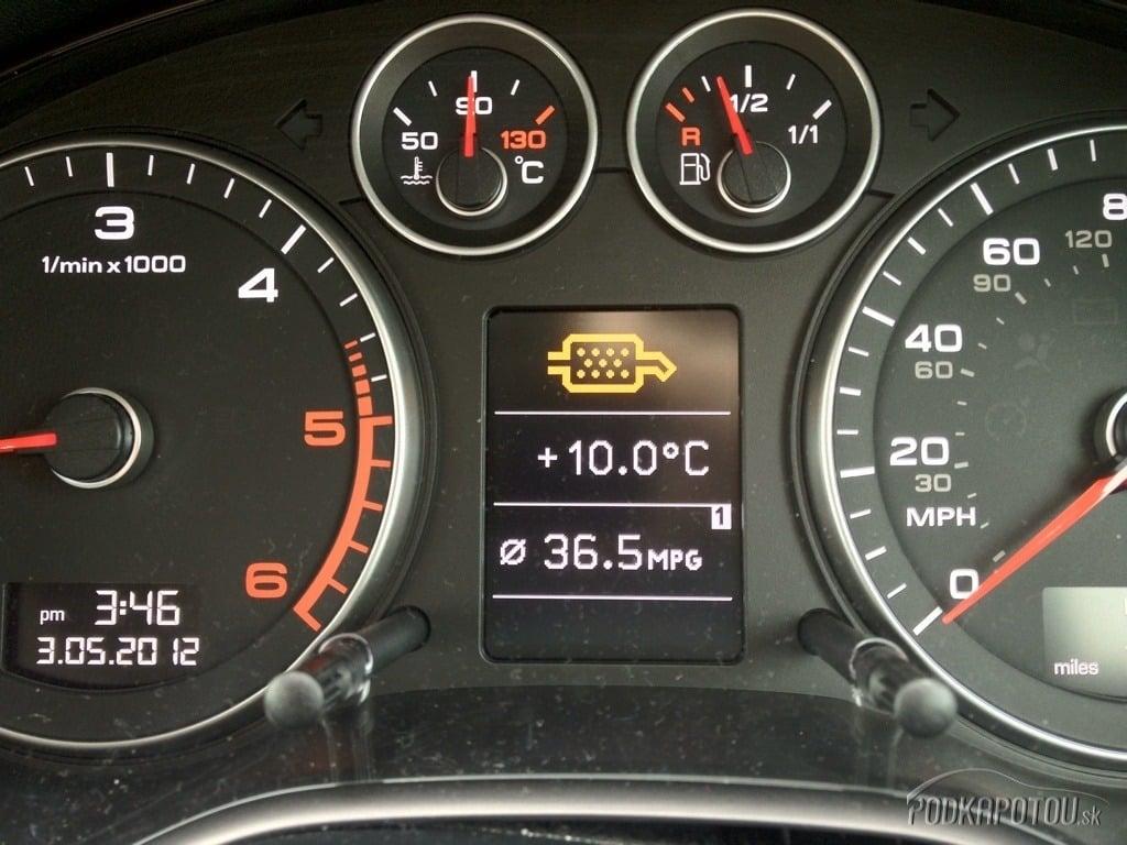 Doplnen 201 Turbodiesel Potrebuje Opateru Inak Si Quot Zabijete
