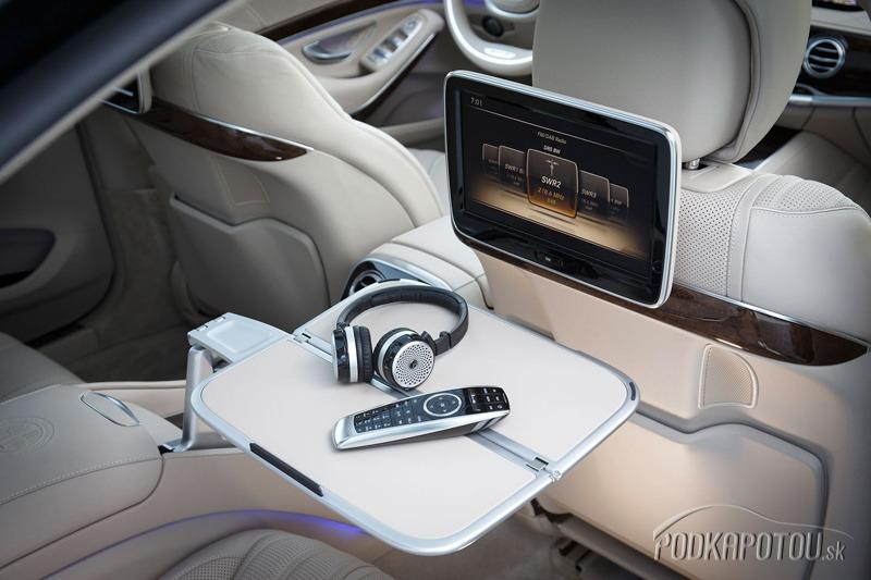 Počas jazdy môže VIP