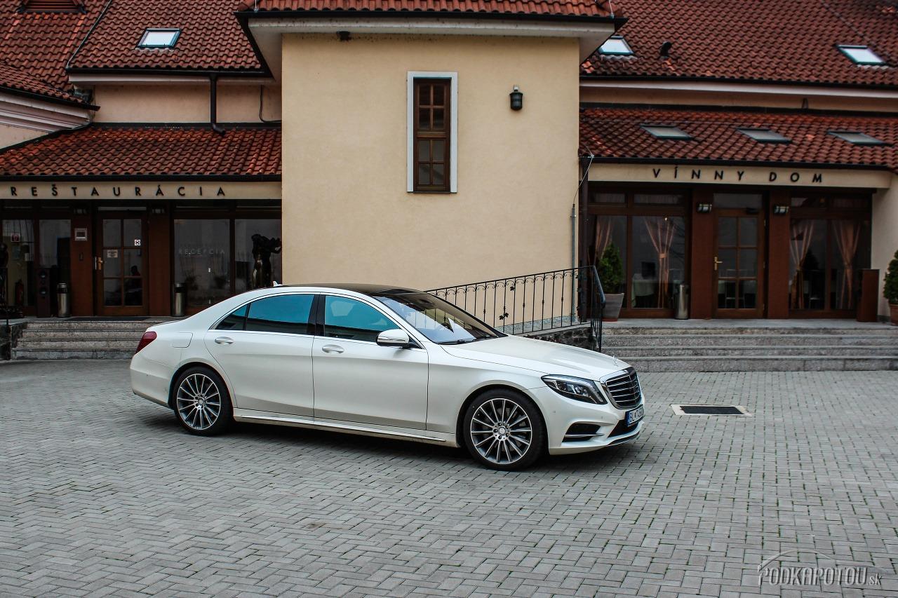 Mercedes-Benz triedy S sa