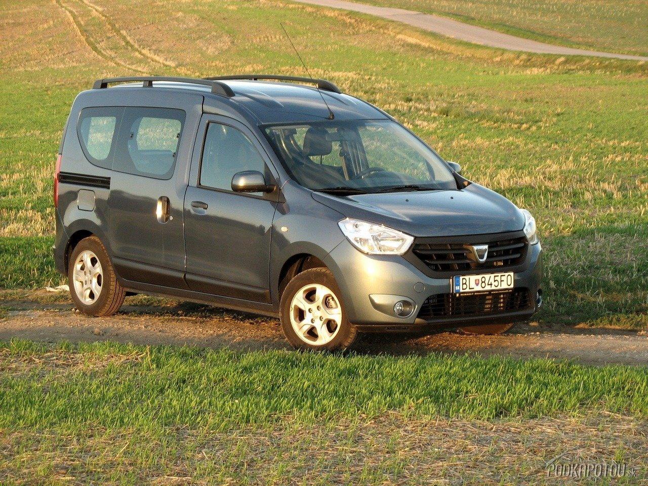 Dacia Dokker 1,2 TCe,
