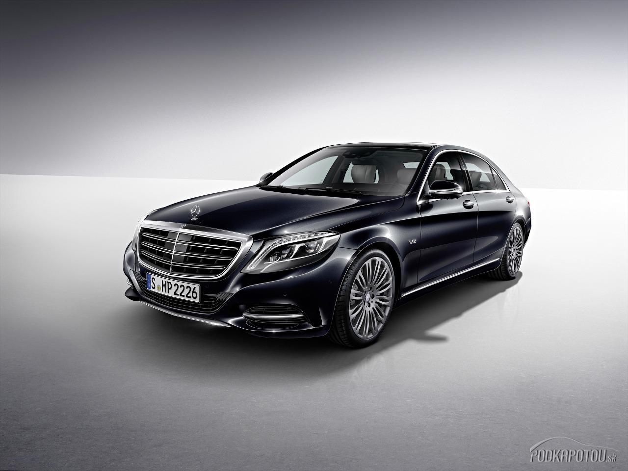 Mercedes-Benz S 600 mal