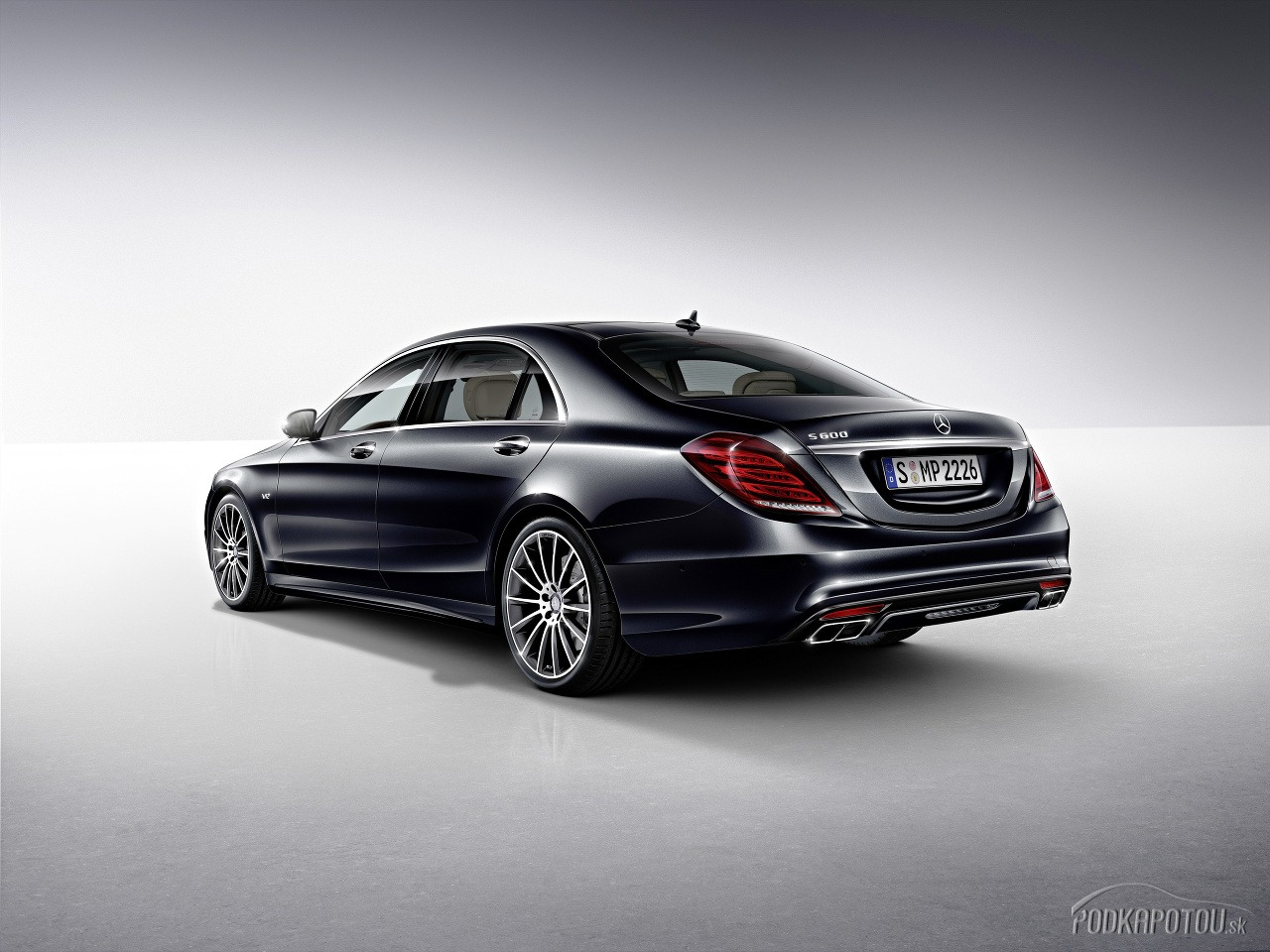 Mercedes-Benz S 600 je