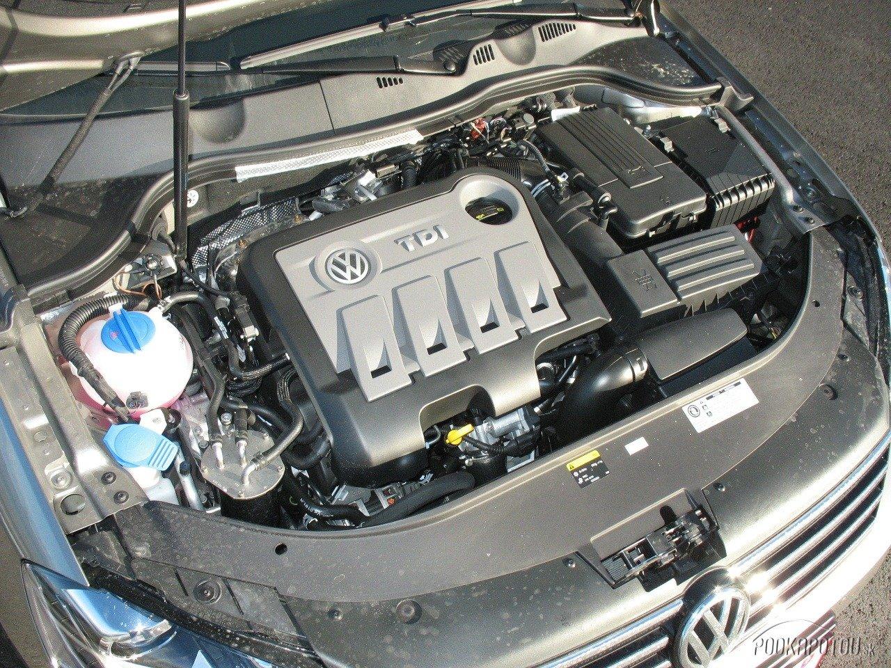 VW Passat Variant 2,0