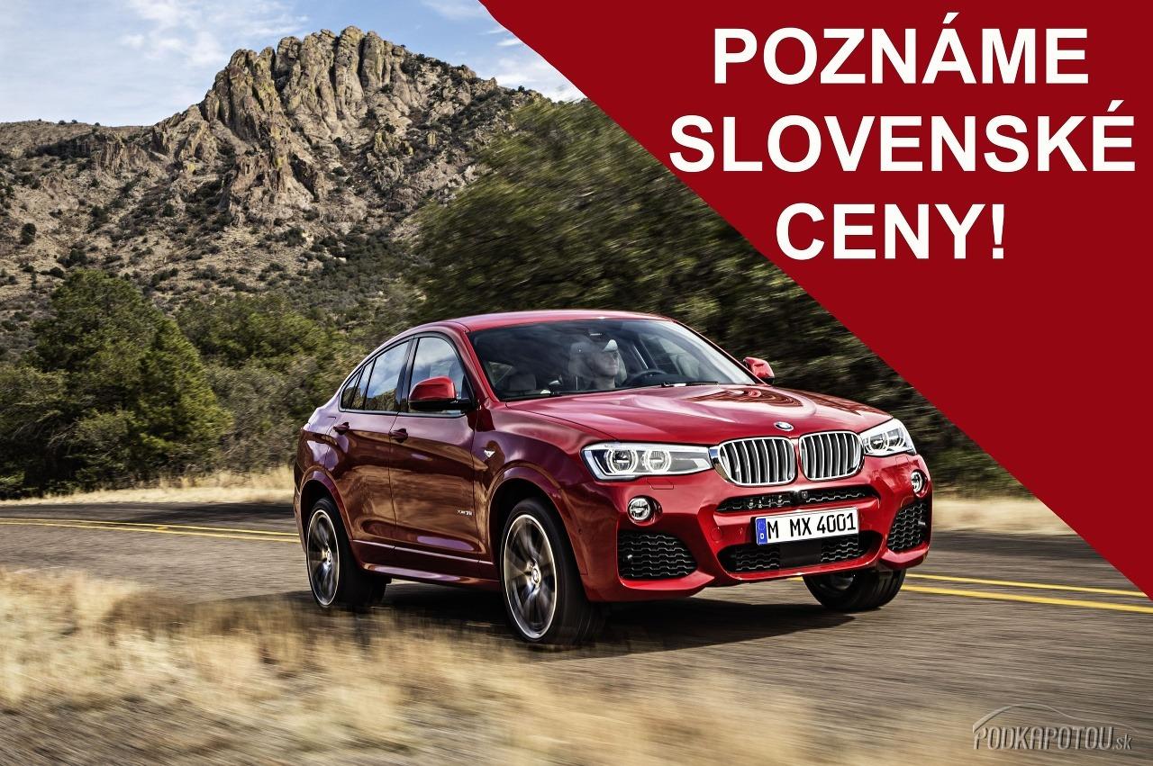 BMW X4 - poznáme