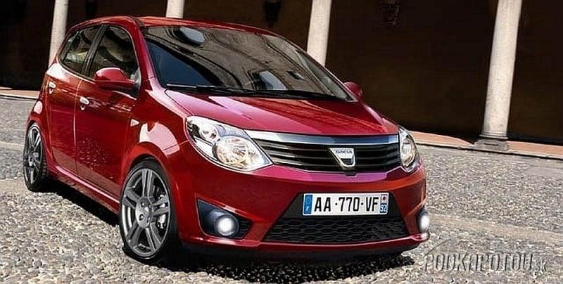 Dacia Twingo? No a