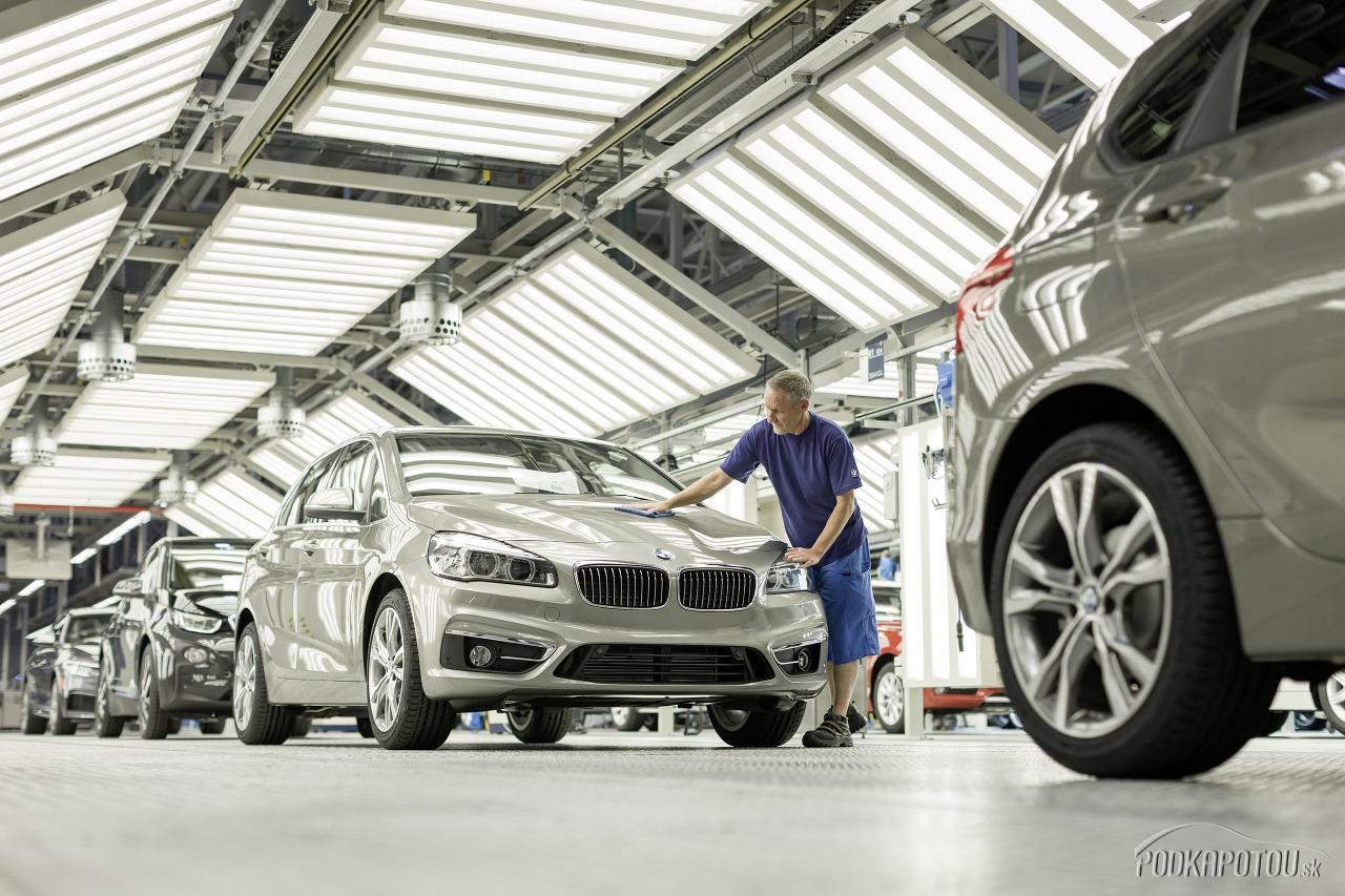 BMW Active Tourer sa