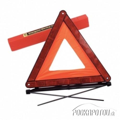 Aj výstražný trojuholník treba