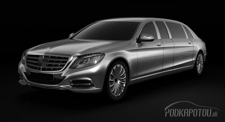 Je toto nový Mercedes