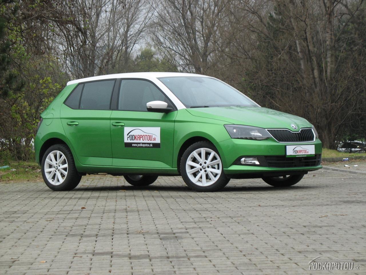 Škoda Fabia Style 1,2