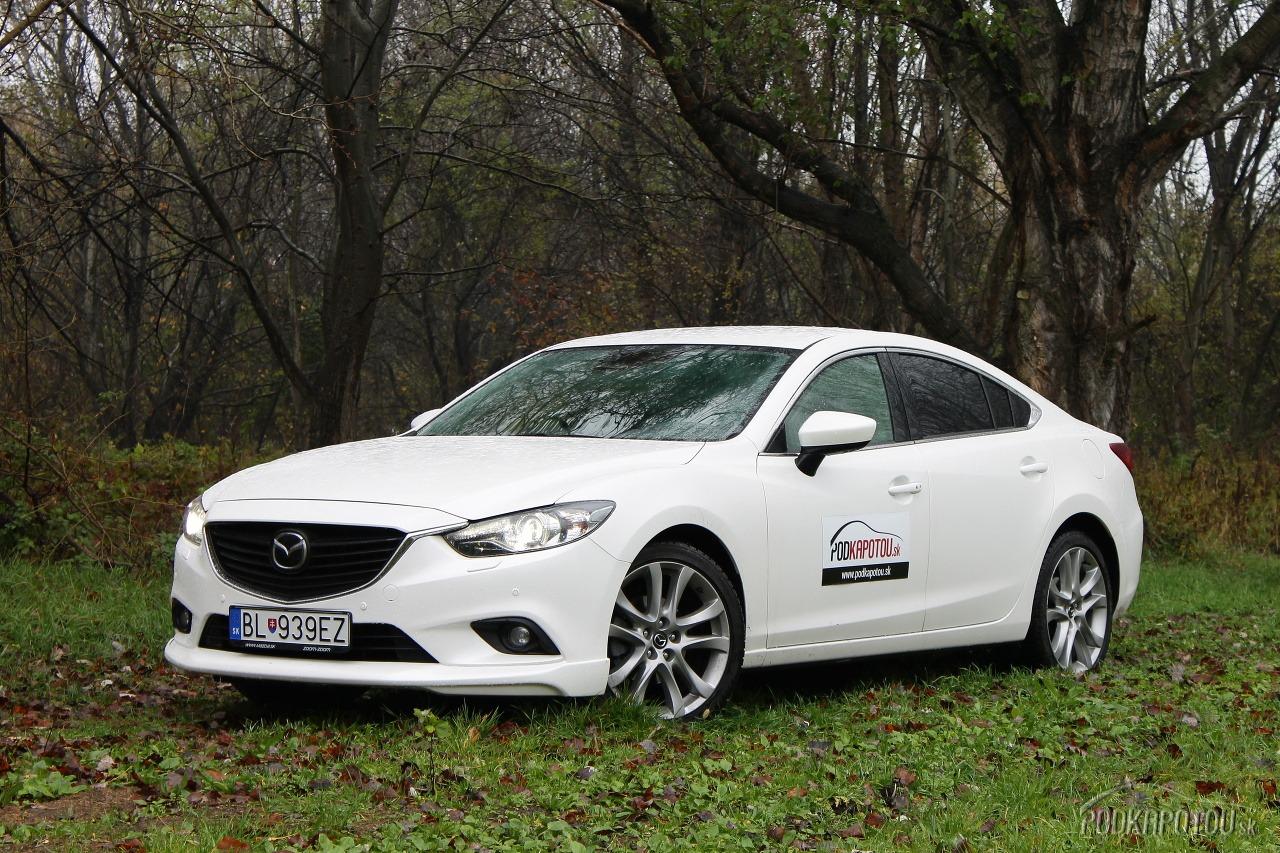 Mazda 6 2,5i