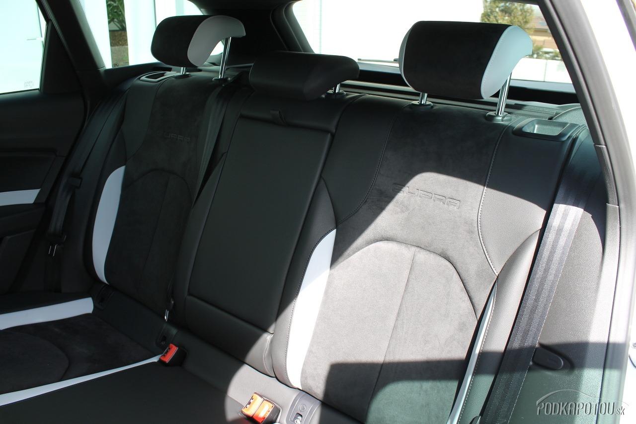 SEAT Leon Cupra ST