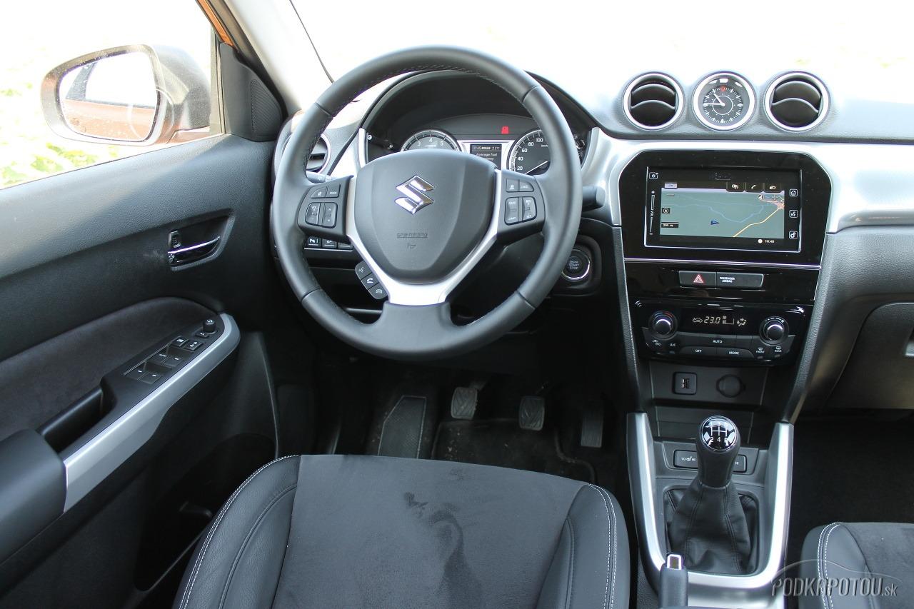 Suzuki Vitara 1,6 VVT