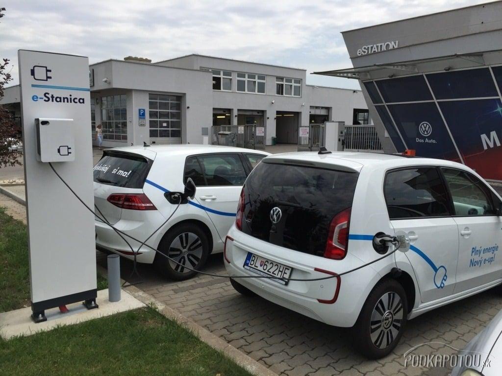 VW spustil elektromobilitu u