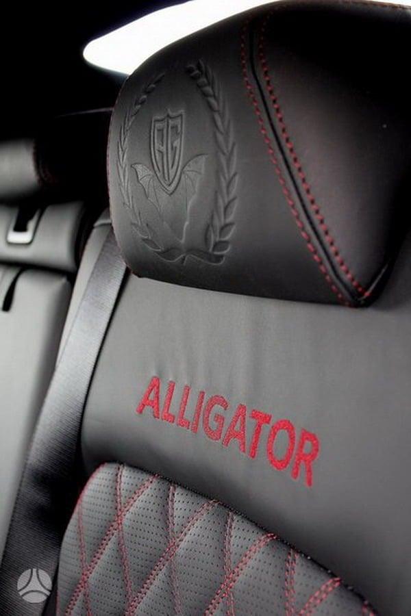 AG Aligator BMX X6