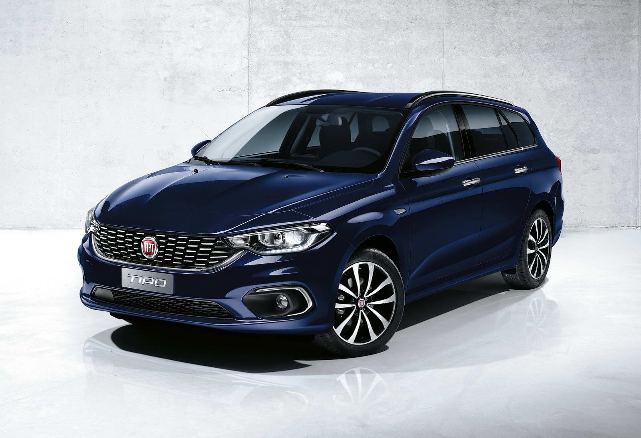 Fiat Tipo hatchback a