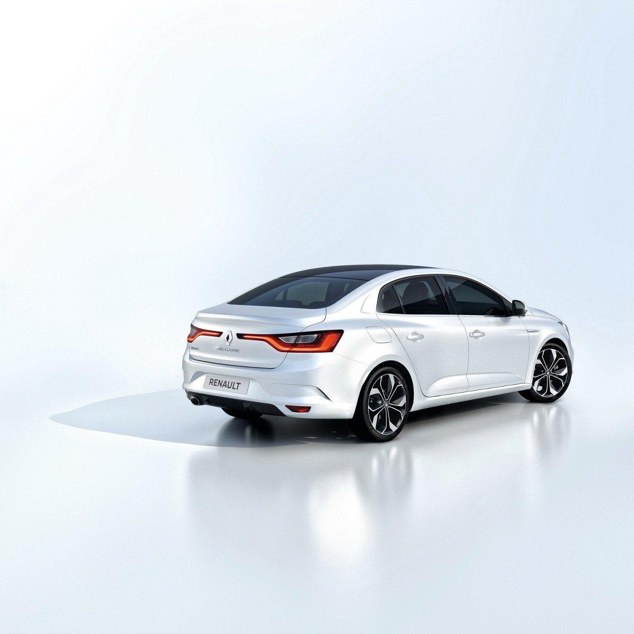 Renault Mégane sedan sa
