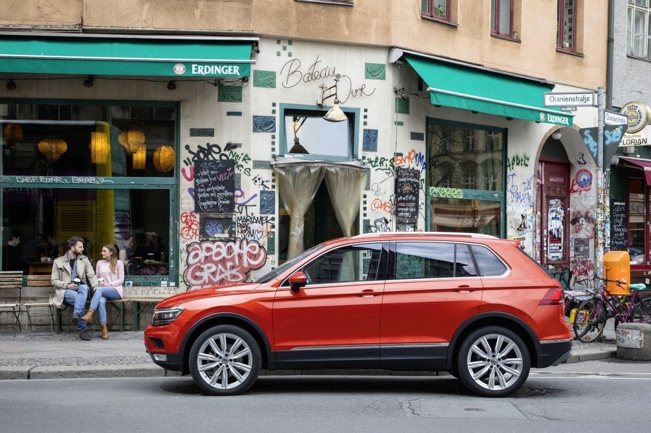 VW Tiguan - majster