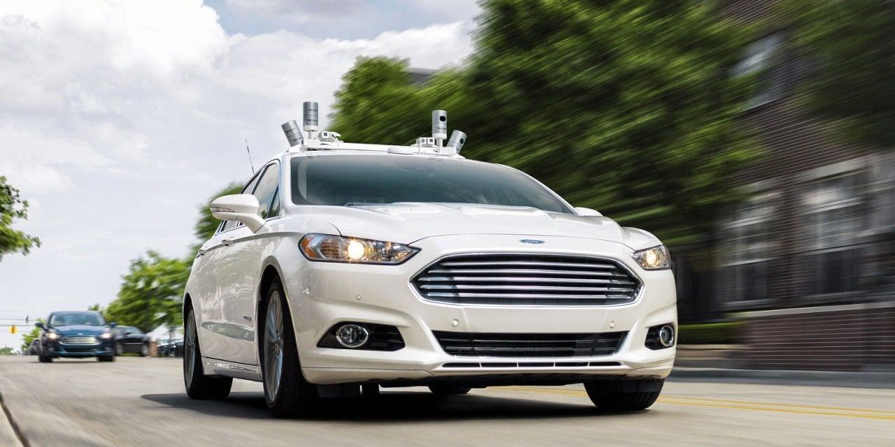 Autonómny Ford