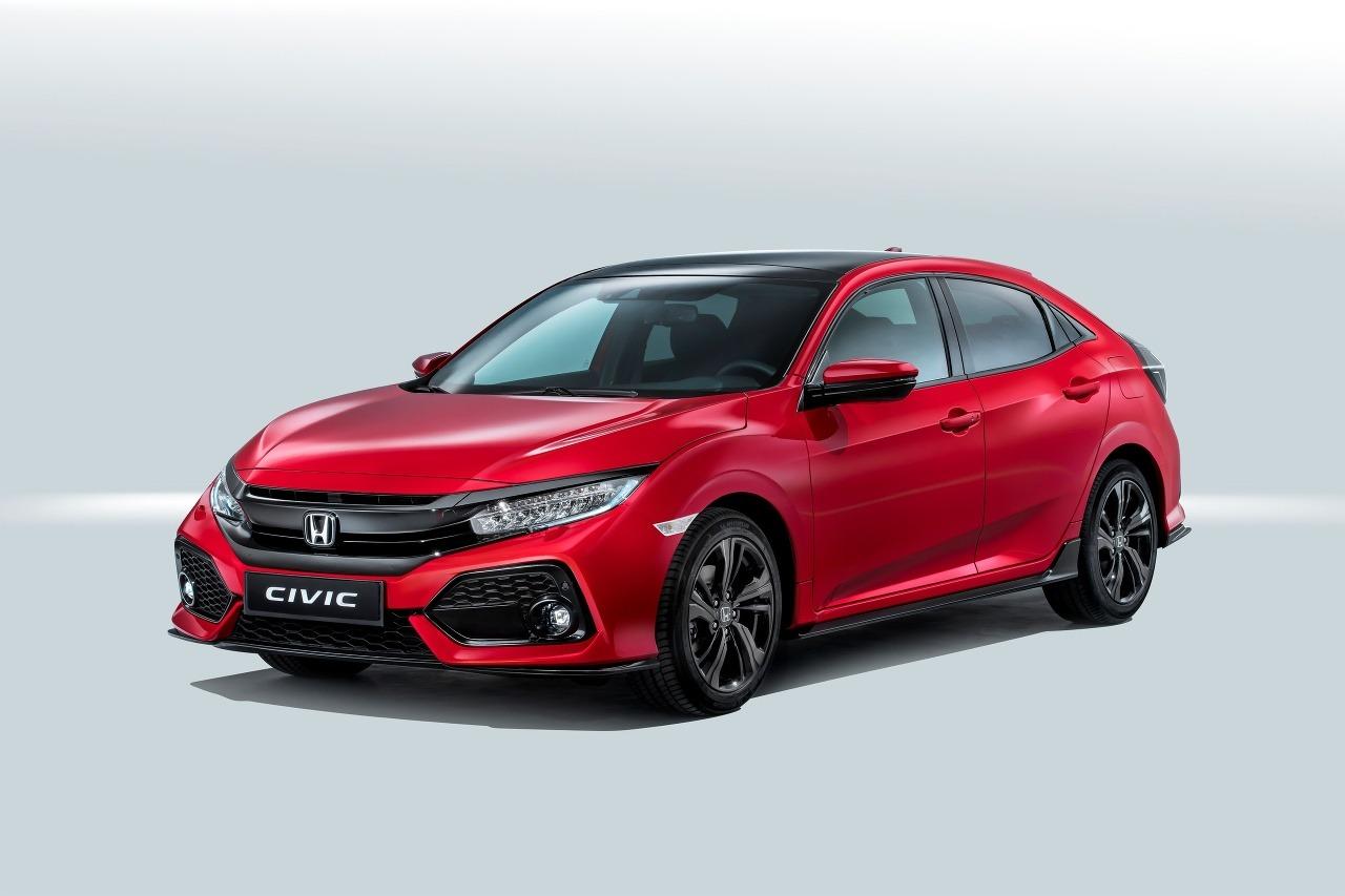 Nová Honda Civic