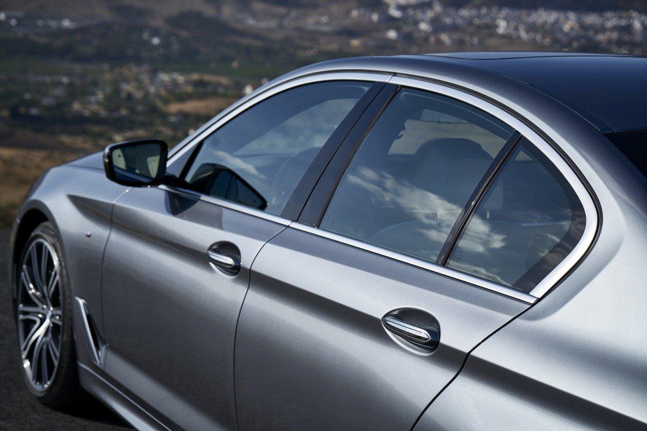 BMW 5 2016 Ilustračné