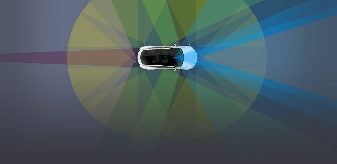 Tesla autonomy 2016