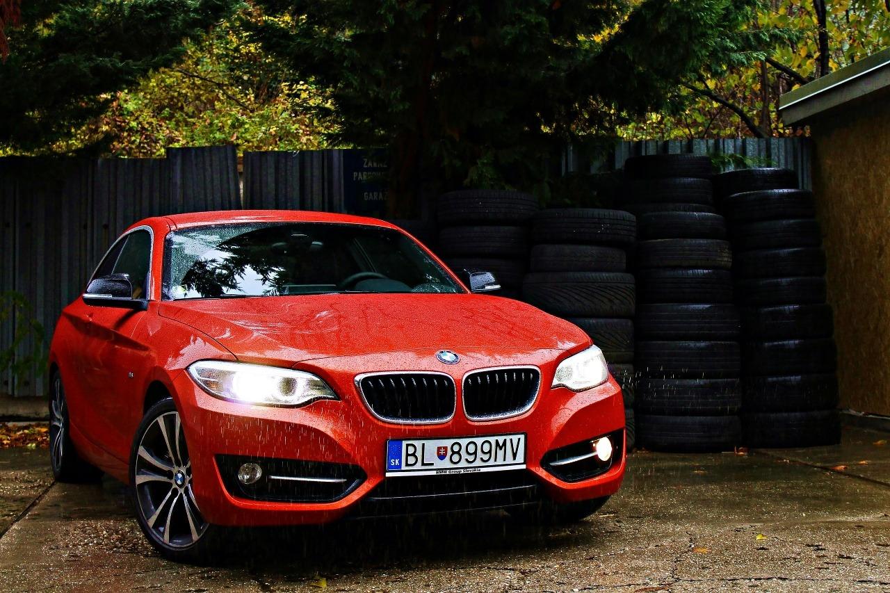 BMW 230i Coupe