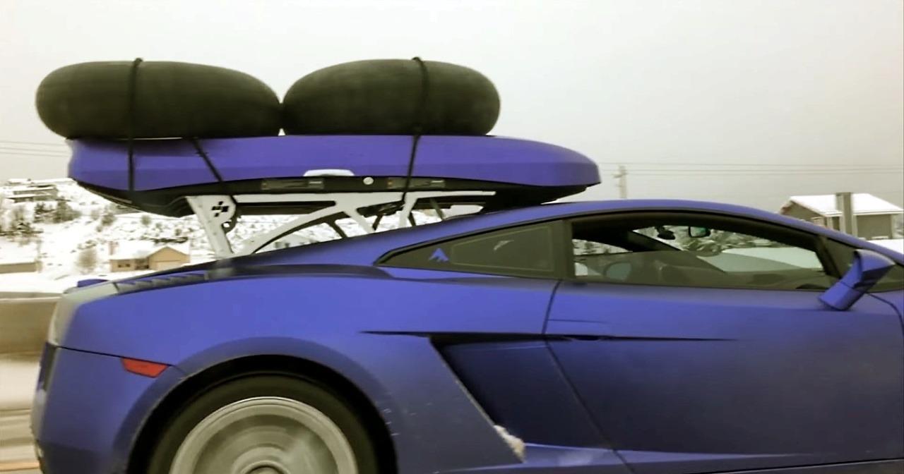 Ako sa s Lamborghini