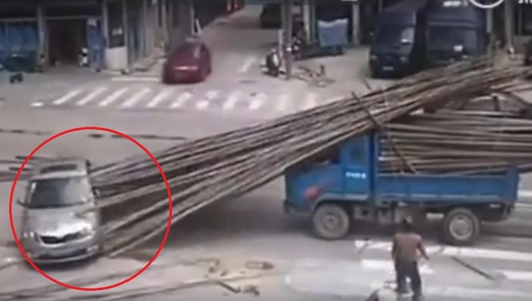 Śkoda Rapid vs Bambus