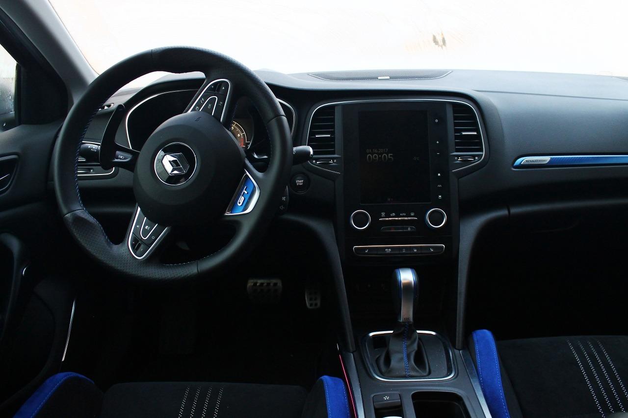 Renault Mégane GT