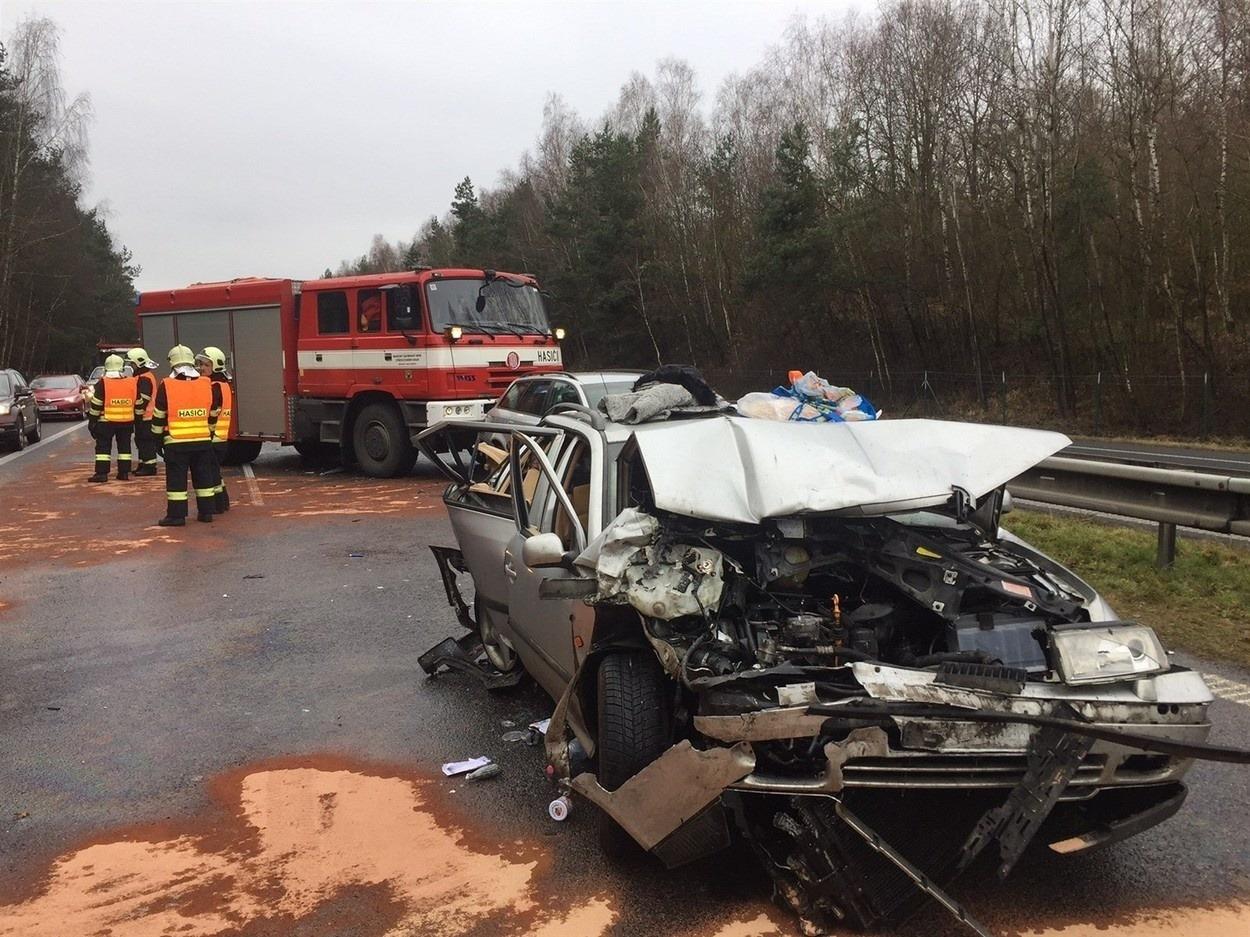 Dôsledok vybrzdenia v Česku