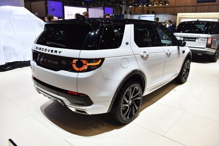 LAND ROVER - All-New
