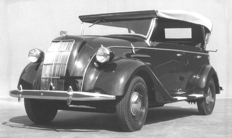 Toyoda Model AB Phaeton