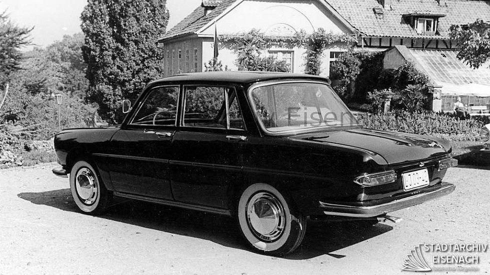 Prototyp Wartburg 314 -
