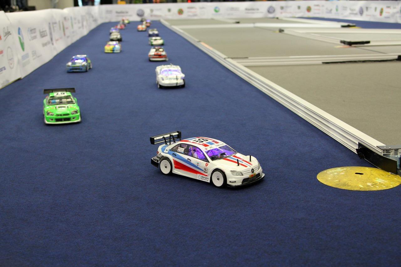 RC modely vodíkových áut