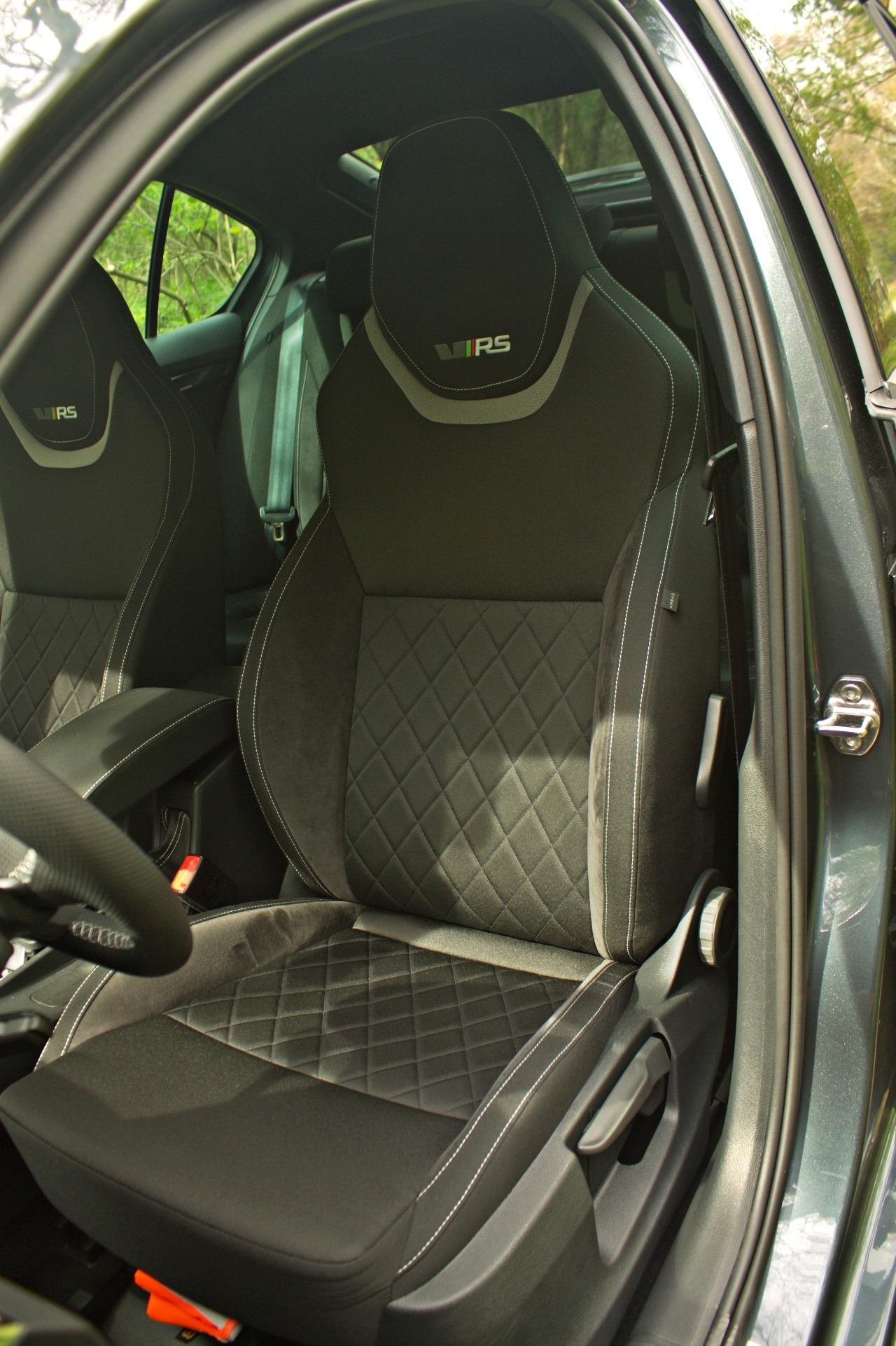 Škoda Octavia RS 2,0