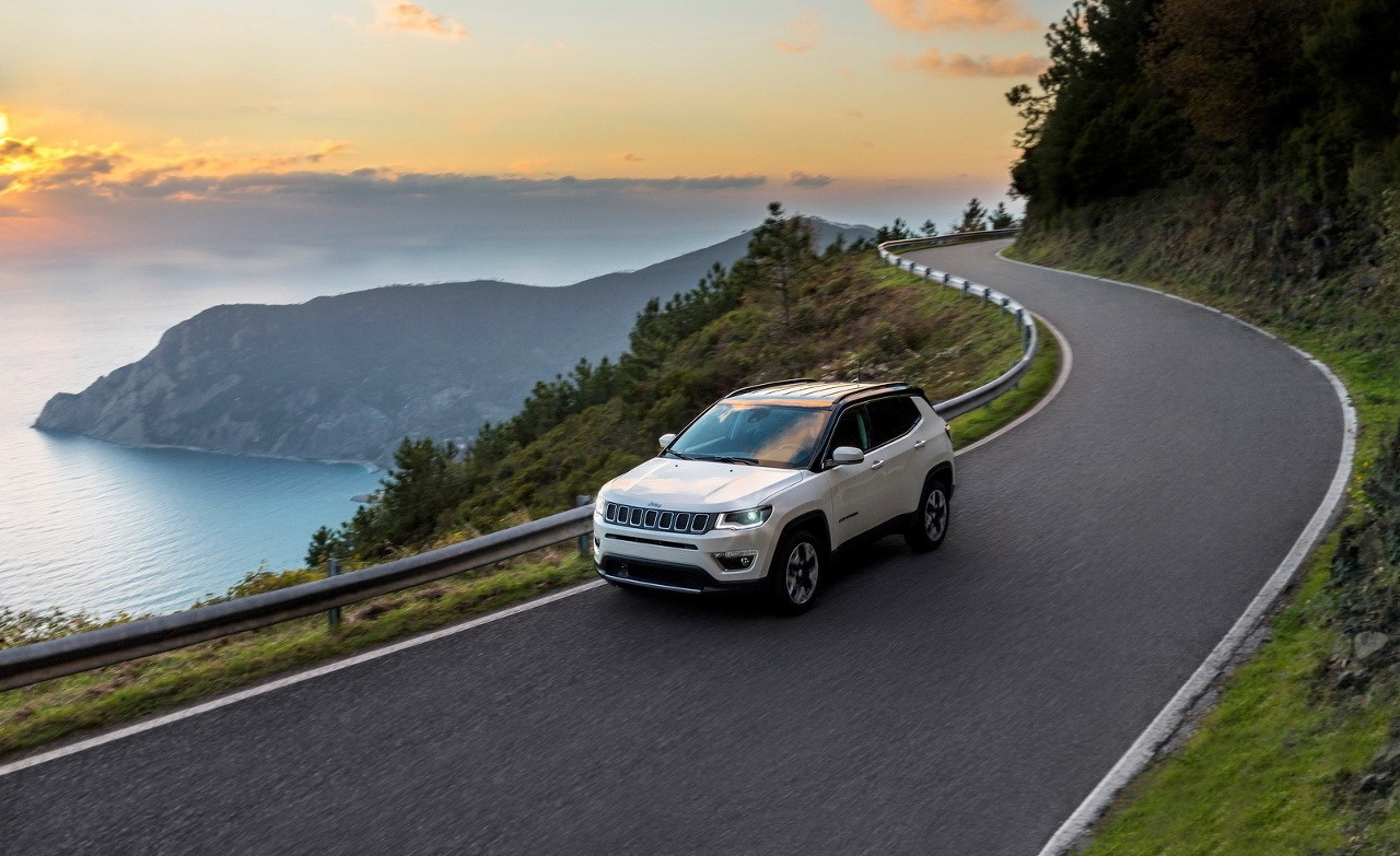 Jeep Compass Europe 2018