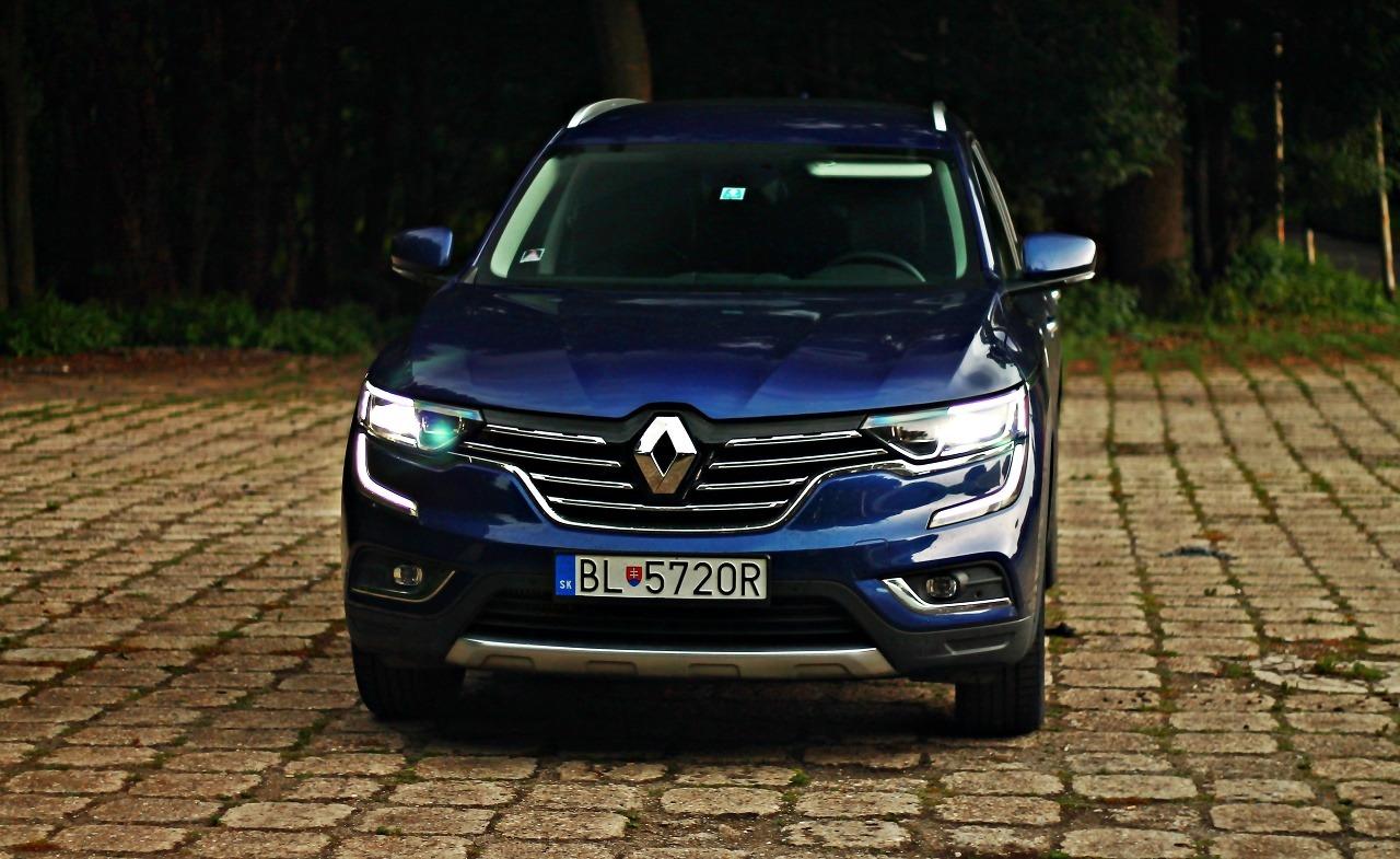 Renault Koleos 2017 Šamorín