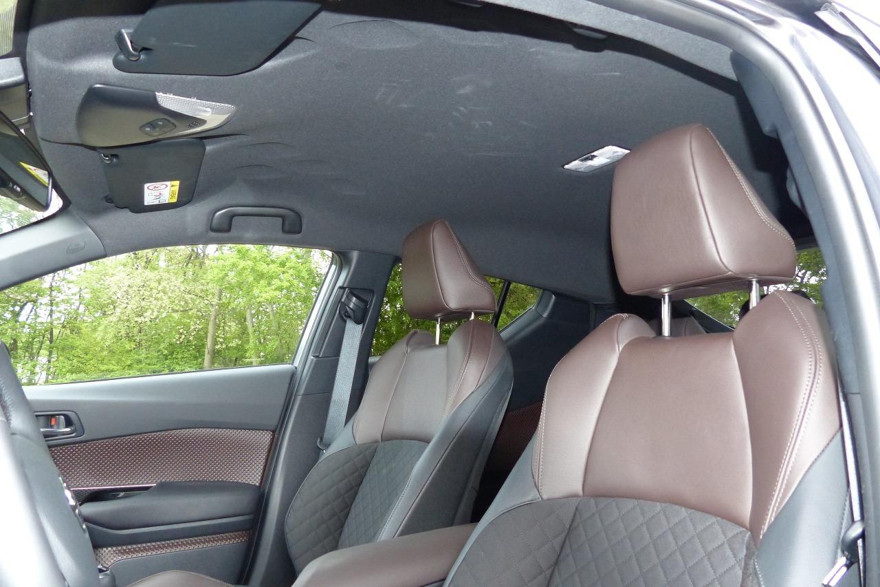 Toyota C-HR 1,2 Turbo