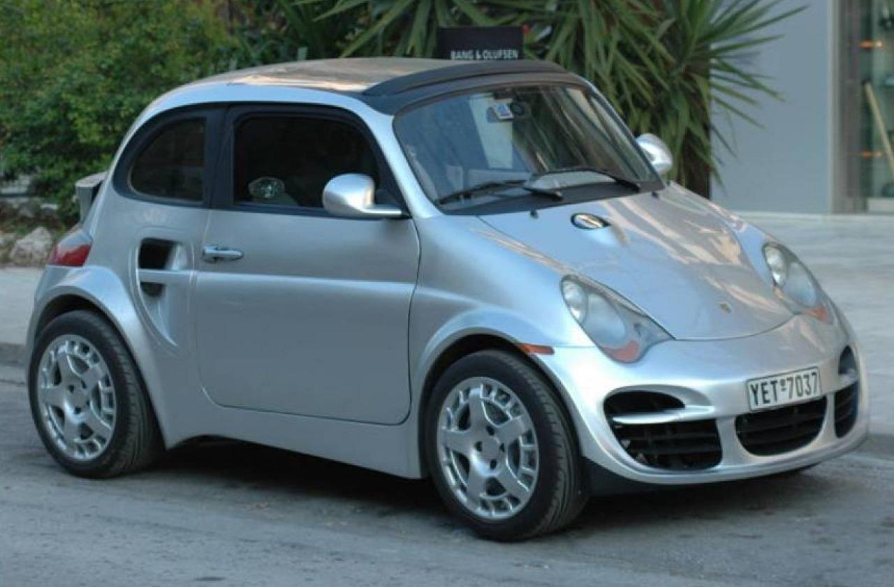 Keď vyrastiem, budem Porsche...