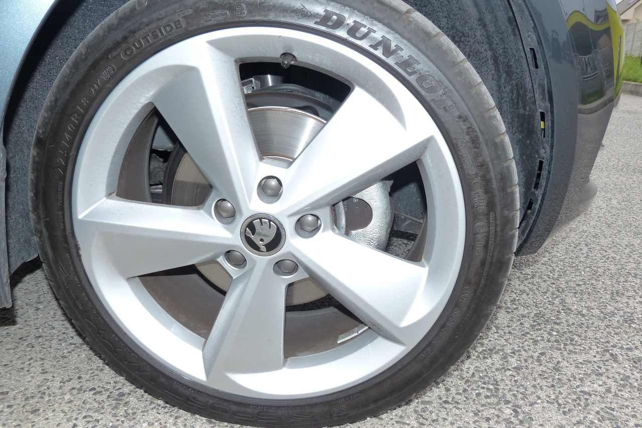Škoda Octavia Style 2,0