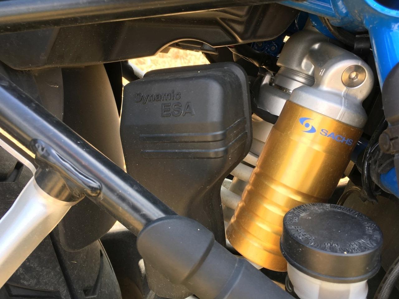 BMW R1200 GS Rallye