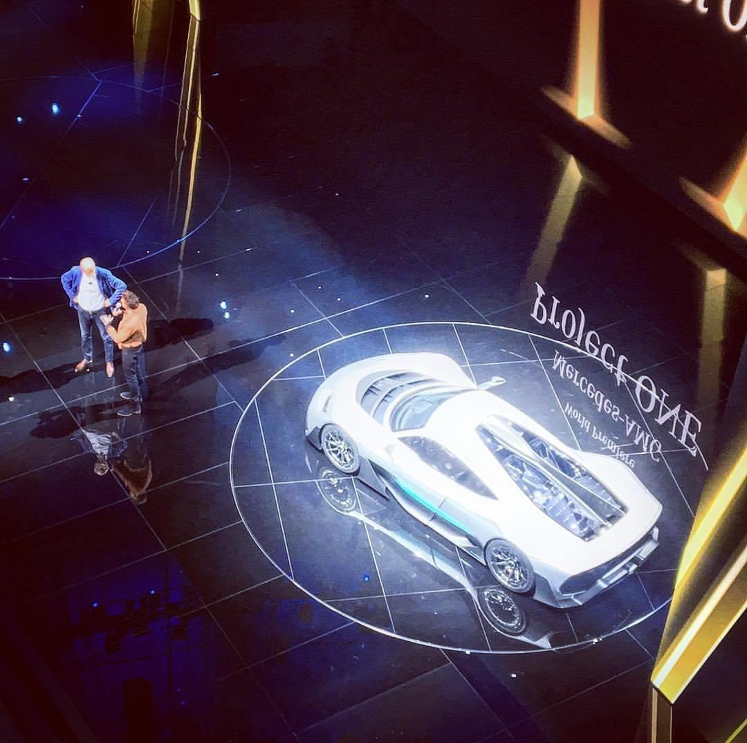 Mercedes-Benz Media Night