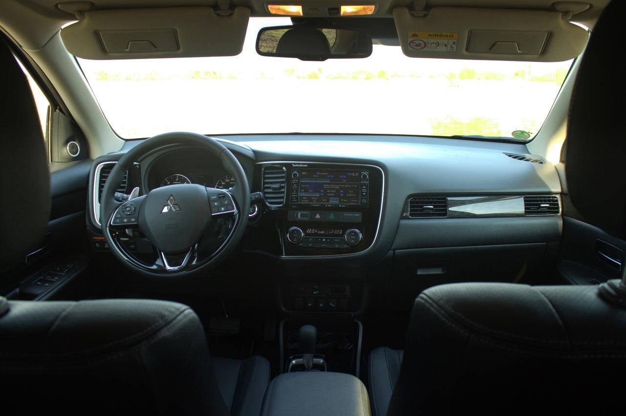 Mitsubishi Outlander 2,2 DiD